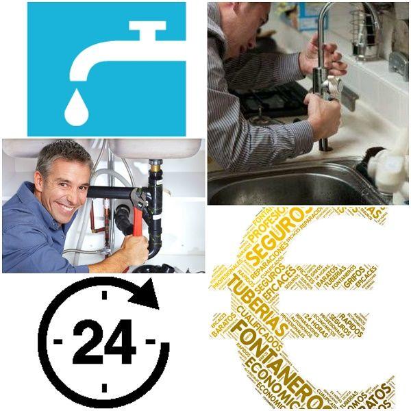 confie en fontaneros málaga económicos 24 horas